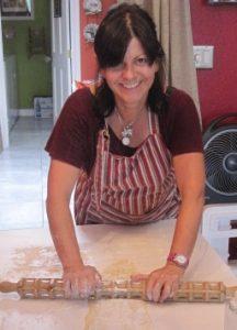 "Making hand made ravioli, ""Nonna"" style!"